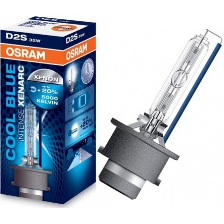 Ксеноновая лампа D2S Osram...